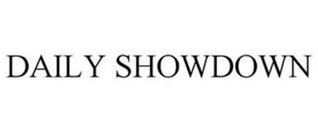 DAILY SHOWDOWN