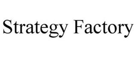 STRATEGY FACTORY