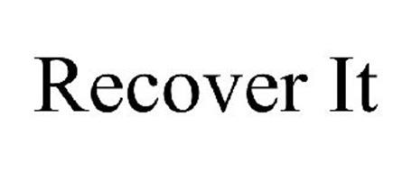RECOVER IT