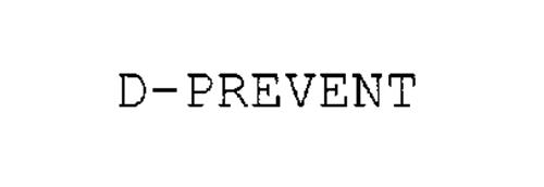 D-PREVENT