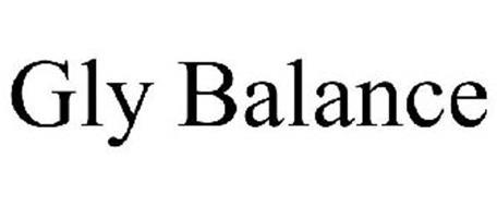 GLY BALANCE