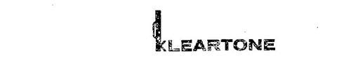 KLEARTONE