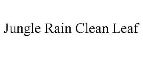 JUNGLE RAIN CLEAN LEAF