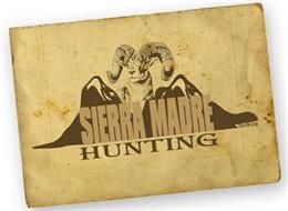 SIERRA MADRE HUNTING SMH