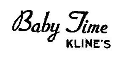 BABY TIME KLINE'S
