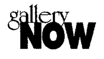 GALLERY NOW
