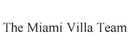 THE MIAMI VILLA TEAM
