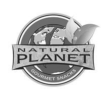 NATURAL PLANET GOURMET SNACKS