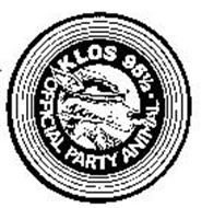 KLOS 951/2 OFFICIAL PARTY ANIMAL