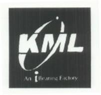 KML AN I BEARING FACTORY