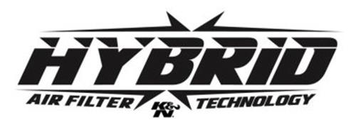 HYBRID AIR FILTER K&N TECHNOLOGY
