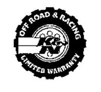 K&N OFF ROAD & RACING LIMITED WARRANTY