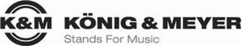 K&M KÖNIG & MEYER STANDS FOR MUSIC