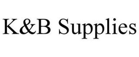 K&B SUPPLIES