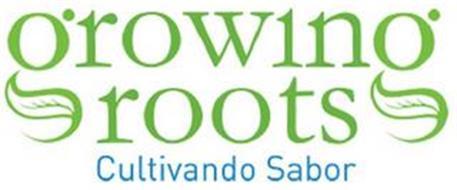 GROWING ROOTS CULTIVANDO SABOR