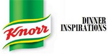 KNORR DINNER INSPIRATIONS