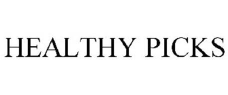 HEALTHY PICKS