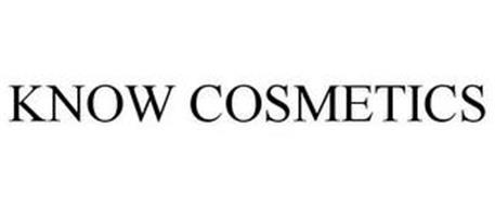 KNOW COSMETICS