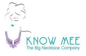 KNOW MEE THE BIG NECKLACE COMPANY