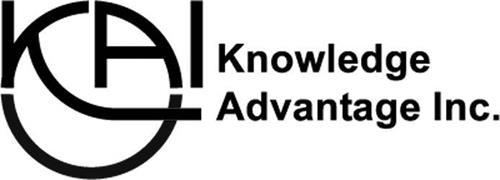 KAI KNOWLEDGE ADVANTAGE INC.
