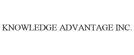 KNOWLEDGE ADVANTAGE INC.