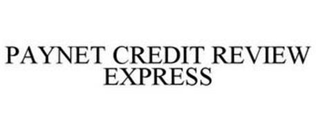 PAYNET CREDIT REVIEW EXPRESS