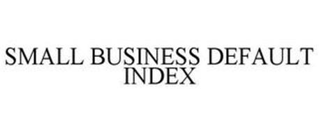 SMALL BUSINESS DEFAULT INDEX