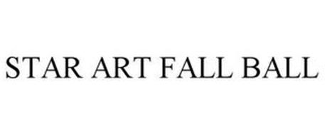 STAR ART FALL BALL