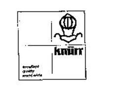 KNURR EXCELLENT QUALITY WORLD-WIDE