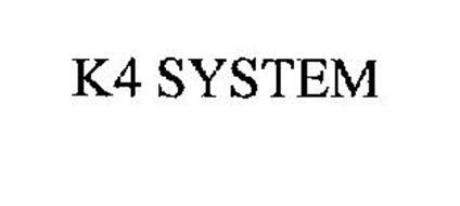 K4 SYSTEM