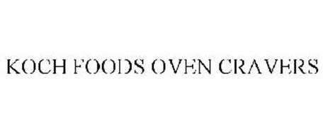KOCH FOODS OVEN CRAVERS