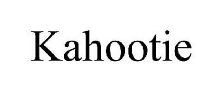 KAHOOTIE