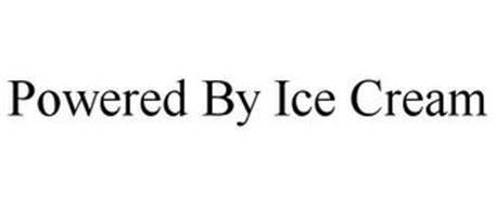 POWERED BY ICE CREAM