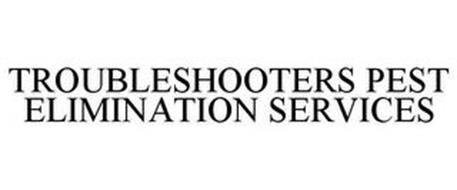 TROUBLESHOOTERS PEST ELIMINATION SERVICES
