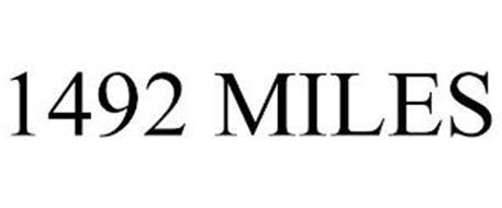 1492 MILES