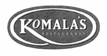 KOMALA'S RESTAURANTS