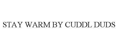 STAY WARM BY CUDDL DUDS