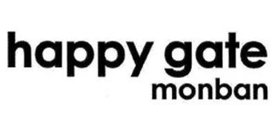 HAPPY GATE MONBAN