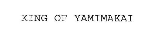 KING OF YAMIMAKAI
