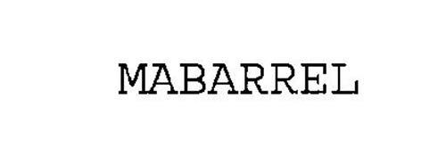 MABARREL