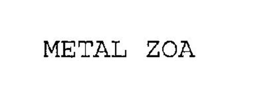 METAL ZOA