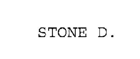 STONE D.