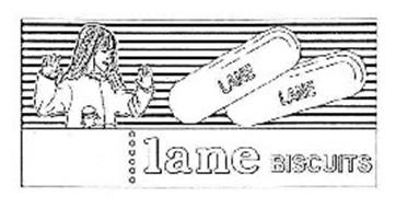 LANE BISCUITS 150G