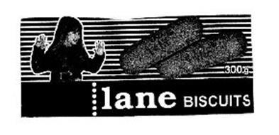 LANE BISCUITS 300G