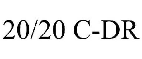 20/20 C-DR