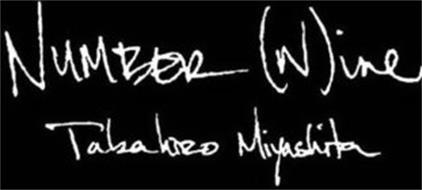 NUMBER (N)INE TAKAHIRO MIYASHITA