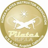 PILATES K.P.I.A KOREA PILATES INSTRUCTOR ASSOCIATION U.S.A LOS ANGELES CALIFORNIA
