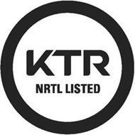 KTR NRTL LISTED