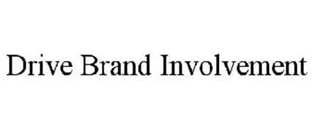 DRIVE BRAND INVOLVEMENT