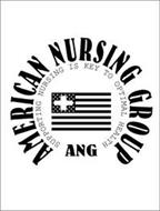 AMERICAN NURSING GROUP ANG SUPPORTING NURSING IS KEY TO OPTIMAL HEALTH